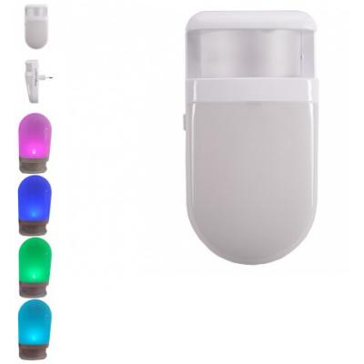 LED-ночник  RGB 0,7w (NL-01W)