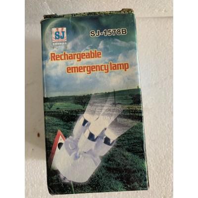 21 LED лампа с аккумулятором SJ-1578B