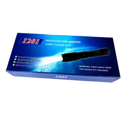 Аккумуляторный фонарик Police BL-1201