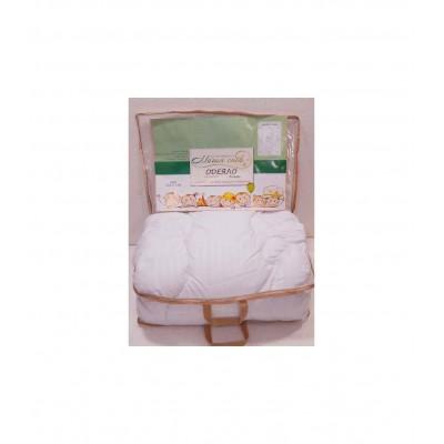 Одеяло детское Малютка Магия Снов 110*140 белое и бежевое