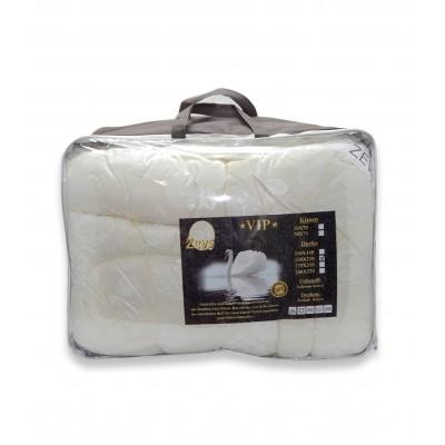 Одеяло Zevs искуственный лебяжий пух VIP 200*220