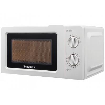 Микроволновая печь Grunhelm 20MX701-W на 20л