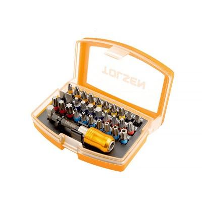 Комплект 1/4 бит 32 предмета Tolsen 20370