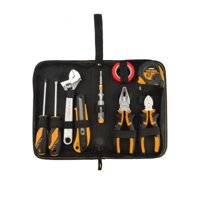 Набор инструмента 9 предметов Tolsen 85301