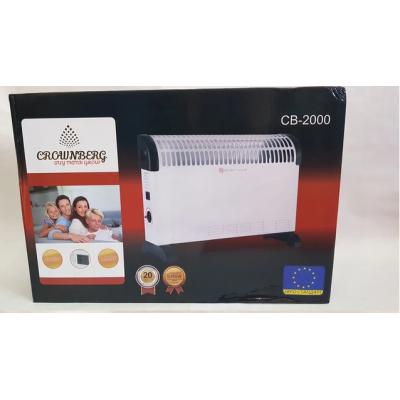 Конвектор Crownberg CB-2000 электрический