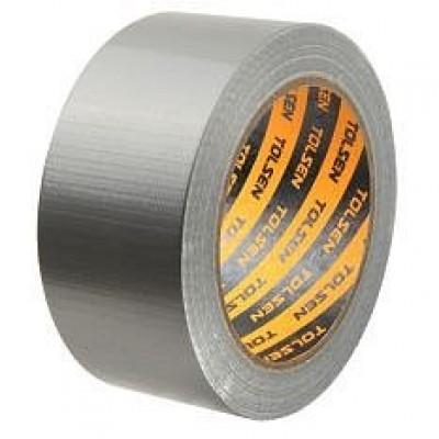 Армированная клейкая лента Duct Tape 48мм х 50м Tolsen 50282