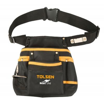 Сумка-пояс для инструментов 11 карманов Tolsen 80120