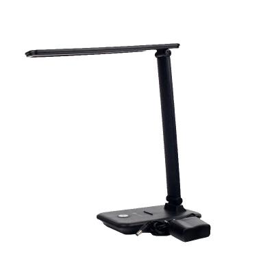 LED светильник настольный 10W (2700К, 4100К, 6500К)  700Lm черный
