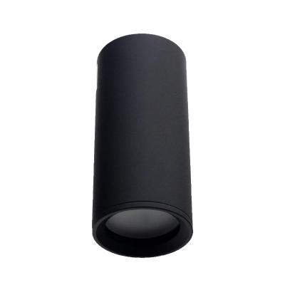 Светильник потолочный направленный модульный черный 100мм