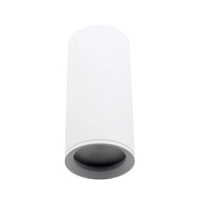 Светильник потолочный направленный модульный белый 100мм