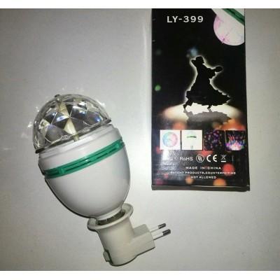 Диско лампа LY-399 (LED) светодиодная