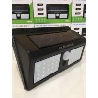 Светодиодный настенный светильник для улицы Solar motion sensor Light YH 818 PR2