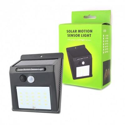 Уличный LED светильник на солнечных батареях Solar Motion Sensor Light