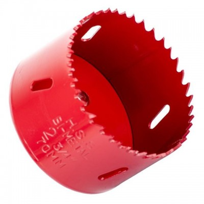 Коронка по металлу биметаллическая 70 мм INTERTOOL SD-5670