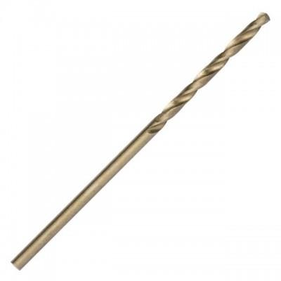 Сверло кобальтовое по металлу 1.5 мм HSS-Co, DIN338 INTERTOOL SD-5415