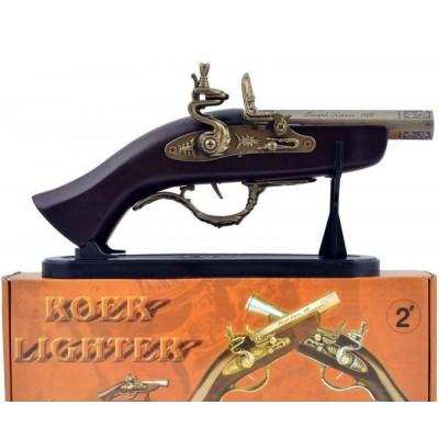 Зажигалка мушкет №1658