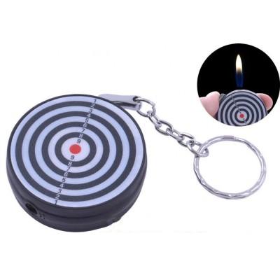 Зажигалка карманная Мишень (обычное пламя) №2408-5