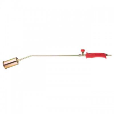 Горелка газовая с регулятором 705мм, сопло 115мм, Ø50мм. INTERTOOL GB-0041