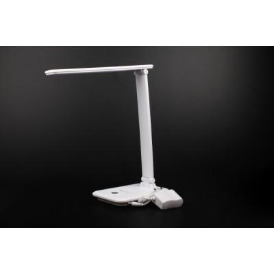 LED cветильник настольный 10W  (2700К, 4100К, 6500К) 700Lm белый