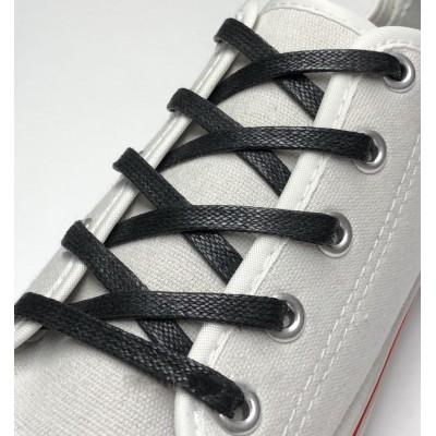 Шнурки Пропитка плоская 5 мм. 60 см, расцветки в описании