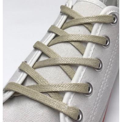 Шнурки Пропитка плоская 5 мм. 90 см, расцветки в описании