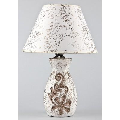 Лампа настольная 1403 (высота - 37 см, 40 W, керамика, Китай)