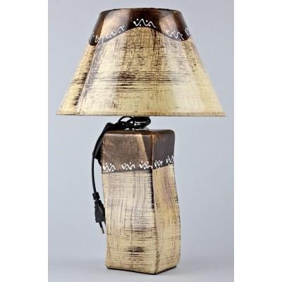 Лампа настольная 1405 (высота - 37 см, 40 W, керамика)