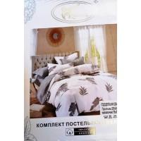 Комплект постельного белья Koloco размер Семейка, Ткань хлопок 100%, расцветки в ассортименте