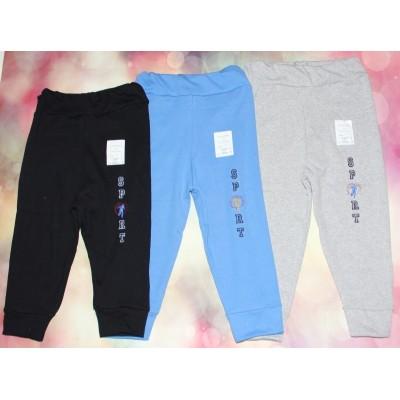 Детские штаны Спорт (стрейч) Размеры 26-32, Артикул: 0324
