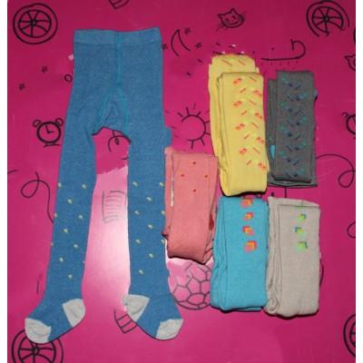Колготки детские теплые махровые 533 Размеры 12-16, Артикул: 0377