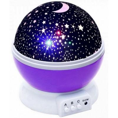Проектор-ночник UFT Звездное небо Star master