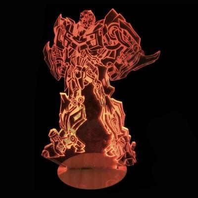 Светильник 3D Трансформер