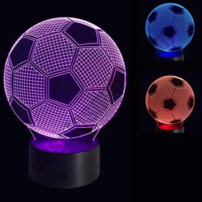 Светильник 3D Футбол