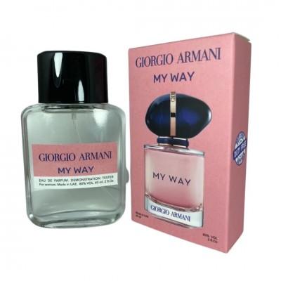 Тестер Giorgio Armani My Way 60ml