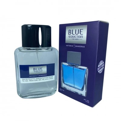 Тестер Parfum Blue Seduction Antonio Banderas 60ml
