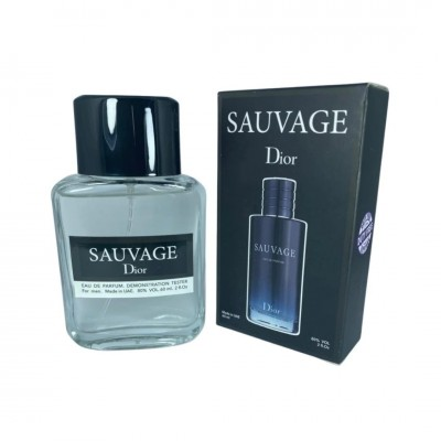 Тестер Dior Sauvage Eau de Parfum 60ml