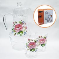 Набор Arcopal lancier 7пред, деколь в ассортименте 5 расцветок