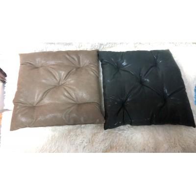 Подушка для сидения 40 на 40 см ватная спандекс