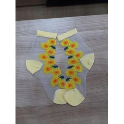 Носки женские сетка. Размер 36-40. Турция