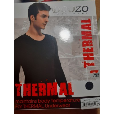 Термо футболка мужская Doozo. размер: S, M, L, XL  Турция