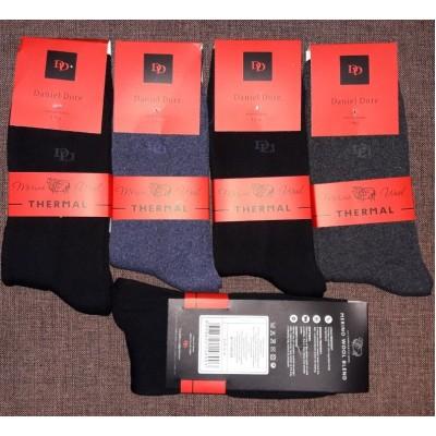 Носки мужские махровые DD размер42-45