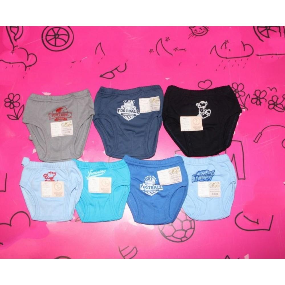 b76d8fa23cb9 Купить Детские трусы для мальчика 18-77 (рибана) 1168, Размеры 24-32 ...