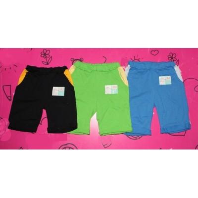 Детские шорты 106 (кулир) 0186, Размеры 26-34
