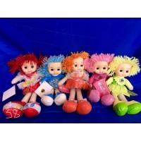 Куклы музыкальные 23 см