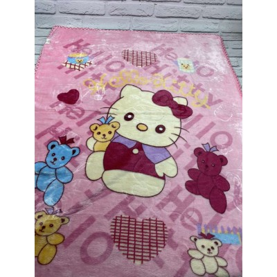 Детские одеяла рукавичка 110*130см. расцветки в ассорт.
