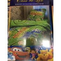 """Постельный комплект """"Casa de Lux"""" Satin Gold детский 1,5, расцветки в ассортименте"""