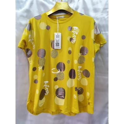 Туника футболка 1648. Размер-56.58.60