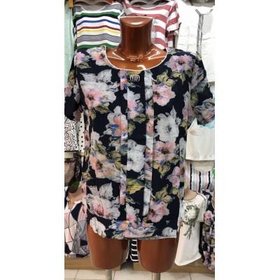 Блузка женская 0860. Размер-48-56