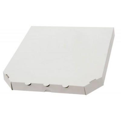 Коробка для пиццы белая 50 см