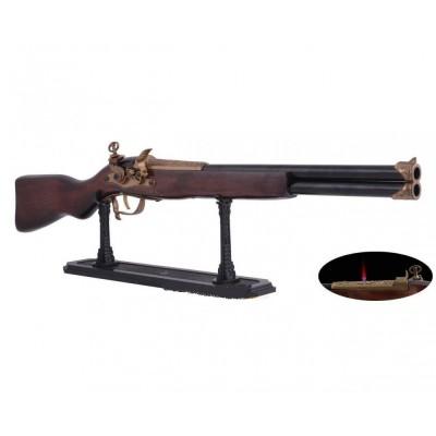 Ружье сувенирное с зажигалкой (Турбо) №XT-2062